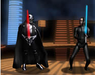 Lightsaber battles online játék